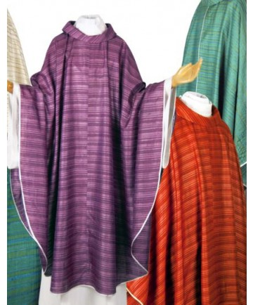 Chasuble by Bruno Pietrobon - Red