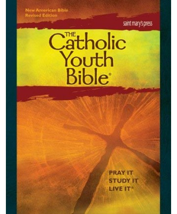 NABRE Catholic Youth Bible - Leather
