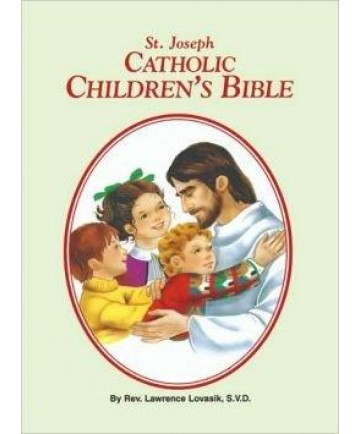 St Joseph Catholic Children's Bible