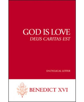 God Is Love Deus Caritas Est - Paperback