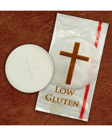 """1-3/8"""" Low Gluten Altar Bread by Cavanagh Co (Box of 25)"""