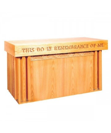 Communion Table by Woerner Industries