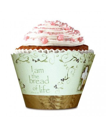 Cupcake Wrappers - First Holy Communion
