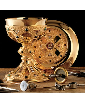 St Remy Chalice and Paten