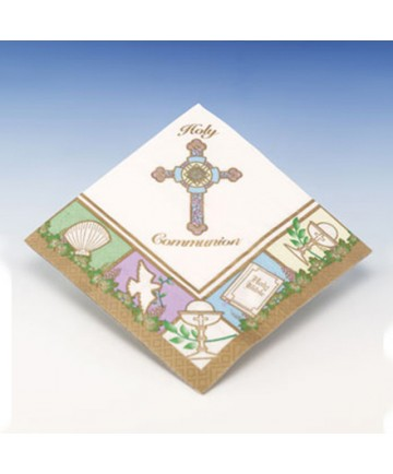 First Communion Cocktail Napkins