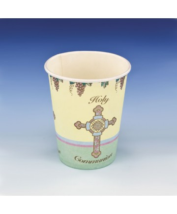First Communion Hot Cups