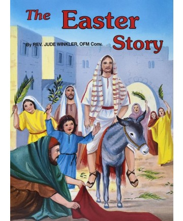 The Easter Story - St Joseph Picture Book
