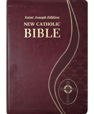 NCB St Joseph Dura-Lux Flexible Cover Giant Type Edition
