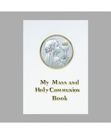 Missal for Girls with Salerni Sterling Silver Medallion
