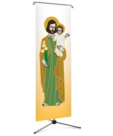2021 Digital Printed Banner - Saint Joseph
