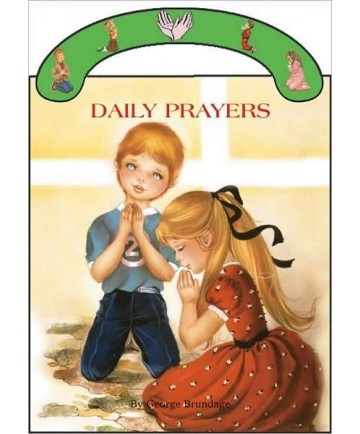 Daily Prayers Board Book with Handle