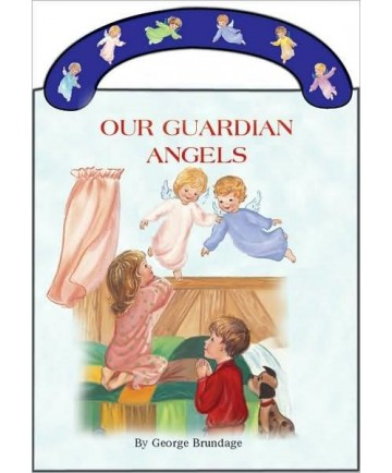 Board Book with Handle - Our Guardian Angels