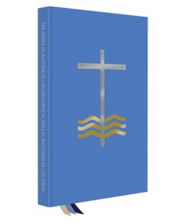 ∗NEW∗ Order of Baptism of Children - Bilingual Ritual Ed. from Liturgical Press
