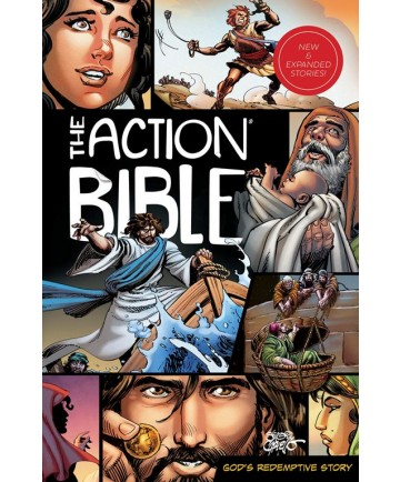 Action Bible: God's Redemptive Story