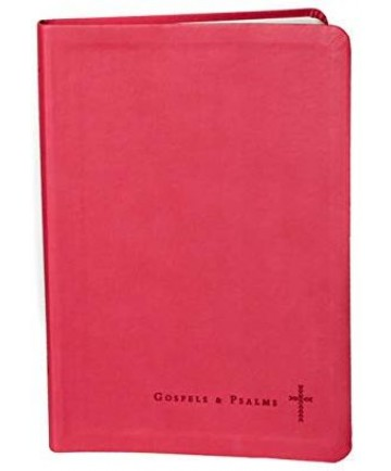 Journaling Through the Gospels and Psalms: Catholic Edition - Rose Cover