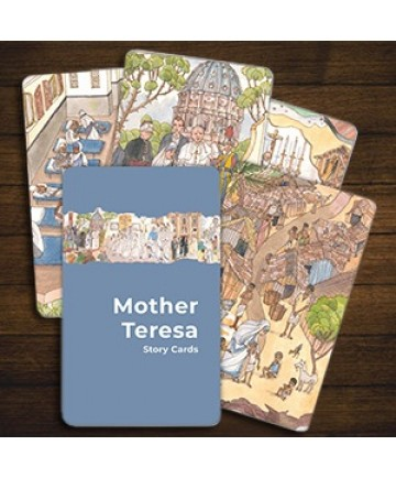 Story Cards - Mother Teresa