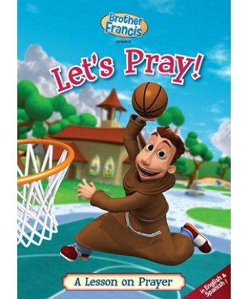 Brother Francis DVD Episode 1 - Let's Pray: A Lesson on Prayer