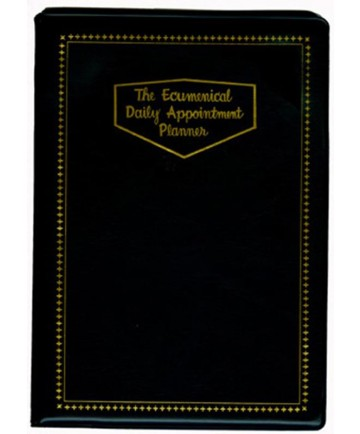 2022 Ecumenical Daily Appointment Planner - Delux Edition