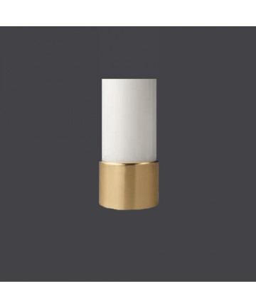 "Brass Socket for 2-5/8"" Candle Shell"