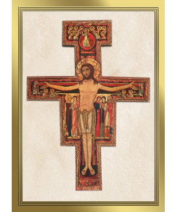 Mass Cards for Deceased - San Damiano