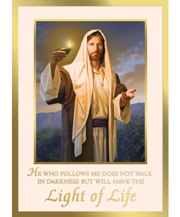 Mass Cards for Deceased - Lead Kindly Light