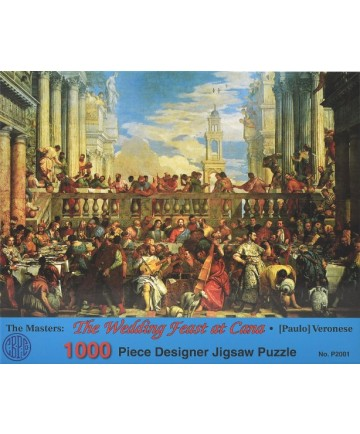 Puzzle: Wedding Feast at Cana