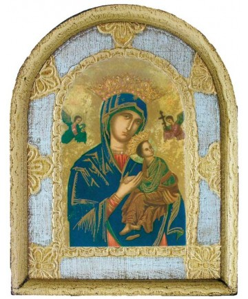 """Our Lady of Perpetual Help 4.5"""" x 6"""""""