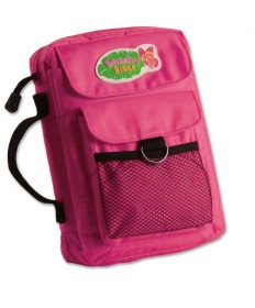 Adventure Bible Cover Pink - Medium