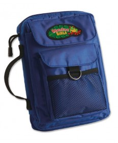 Adventure Bible Cover Blue - Medium