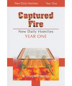 Captured Fire: New Daily Homilies Year One