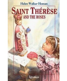 Saint Therese and the Roses (Vision Books)