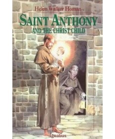 Vision Books - Saint Anthony and the Christ Child