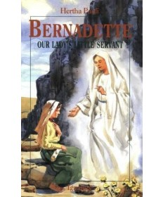 Bernadette: Our Lady's Little Servant (Vision Books)
