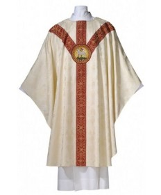 Chasuble by Arte Grosse - Lamb of God