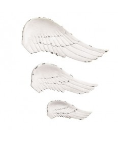 Wall Decor - Angel Wings (3 pc set)