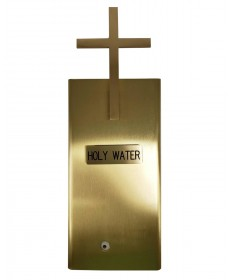 Holy Water Dispenser Touchless - Brass