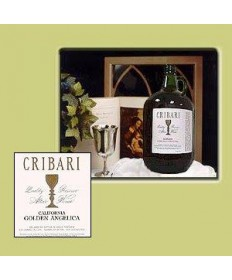 Cribari Altar Wine Golden Angelica (4 liter jugs)