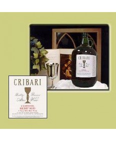 Cribari Altar Wine Reserve Light Red (4 liter jugs)