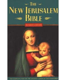 New Jerusalem Bible Reader's Edition PB
