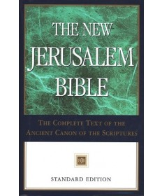 New Jerusalem Bible Standard Edition - Hardcover