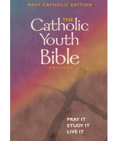 NRSV Catholic Youth Bible Revised - Hardcover