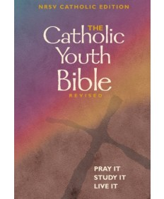 NRSV Catholic Youth Bible Revised - Leather bound