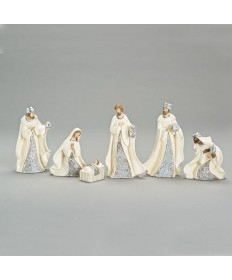 "7.5"" Nativity Set"