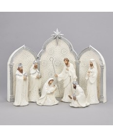 "11.25"" Nativity Set"