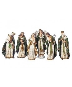 "13.5"" Nativity Set"