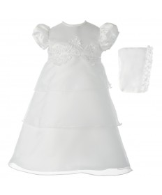 Baptism Gown for Girls 9.5 Months
