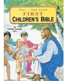 First Children's Bible St Joseph Edition