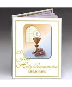 First Communion Photo Album