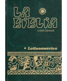 La Biblia Latinoamerica with Index - Hardcover
