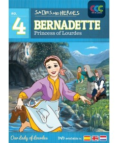 Bernadette: Princess of Lourdes DVD